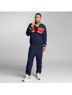 Lacoste Classic Tuta Jogging Suit blu