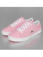 Lacoste Sneaker Straightset Lace 117 3 CAJ rosa