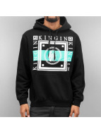 Last Kings Hoodies Walls svart