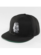Last Kings Snapback Cap Pharaoh Skull black