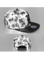 Last Kings snapback cap Rose wit