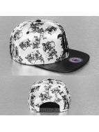 Last Kings snapback cap Rose wit
