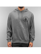 Last Kings Sweat à capuche LKAD gris