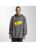 Last Kings Sweat capuche Gold_Bar gris