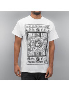 Last Kings T-Shirt Rhyme blanc