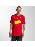 Last Kings t-shirt King Me rood