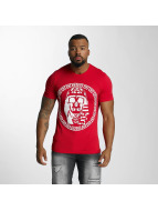 Last Kings T-Shirt Skull rouge