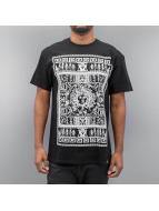 Last Kings T-Shirt Rhyme schwarz