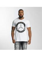 Last Kings T-Shirt B Benz weiß