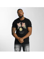 Last Kings t-shirt LK Rep zwart