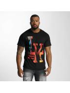 Last Kings t-shirt Splurge zwart