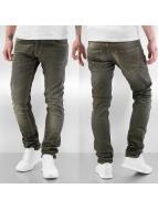 Le Temps Des Cerises Jeans larghi 711 Basic cachi