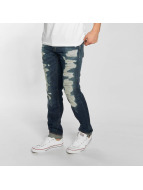 Le Temps Des Cerises Loose fit jeans 711 Justi blå