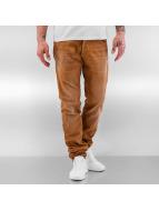 Le Temps Des Cerises Loose Fit Jeans 711 Basic brazowy