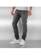 Le Temps Des Cerises Loose fit jeans 711 Basic grijs