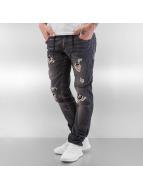 Le Temps Des Cerises Loose Fit Jeans 711 Slim Jogg schwarz