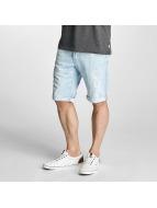 Le Temps Des Cerises shorts Texas blauw