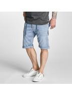 Le Temps Des Cerises Shorts Jogg bleu