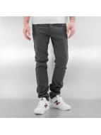 Le Temps Des Cerises Straight Fit Jeans 711 Basic šedá