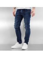 Le Temps Des Cerises Straight Fit Jeans 711 blau