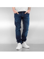 Le Temps Des Cerises Straight Fit Jeans 711 Basic blau