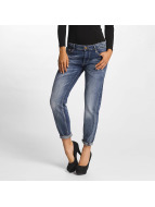 Le Temps Des Cerises Straight fit jeans 243 Sea blauw