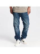 Le Temps Des Cerises Straight fit jeans 812 Basic blauw