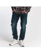 Le Temps Des Cerises Straight Fit Jeans 711 Basic blue