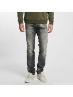 Le Temps Des Cerises Straight Fit Jeans 711 Kay grau