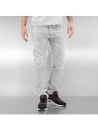 Le Temps Des Cerises Straight fit jeans 711 Basic grijs