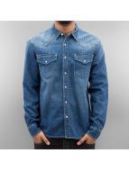 Lee Рубашка Western синий