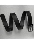 Lee riem Logo zwart