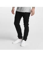 Lee Slim Fit Jeans Luke čern