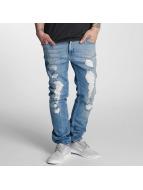 Lee Slim Fit Jeans Rider синий