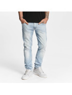 Lee Slim Fit Jeans Luke modrý