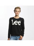 Lee Svetry Logo čern