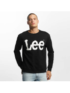 Lee Swetry Logo czarny