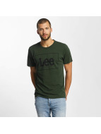 Lee Lee T-Shirt Forest Green