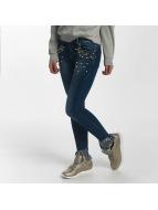 Leg Kings Skinny Jeans Nikita Reality blue