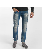 Leg Kings Destroyed Jeans Blue