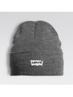 Levi's® Beanie Batwing Embroidered grey