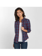 Levi's® Bluse Modern One Pocket blau