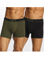 Levi's® Boxer Short Boxershorts Brief Vintage Heather 2-Pack olive