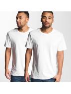 Levi's® Camiseta Crew blanco