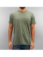 Levi's® Camiseta Sunset Pocket oliva
