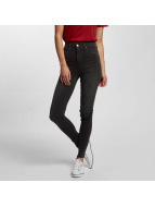 Levi's® High Waisted Jeans Mile High Super Skinny grijs