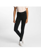 Levi's® High Waisted Jeans Mile High Super Skinny zwart