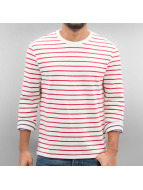 Levi's® Longsleeve Mission Tee Quarter Stripe red