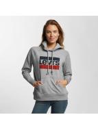 Levi's® Mikiny Graphic Sport šedá