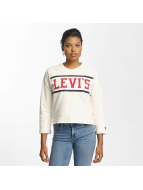 Levi's® Pullover Raw Graphic white